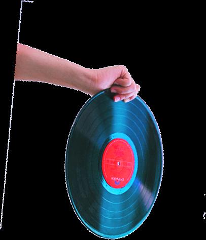 Hand & Disc