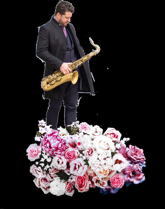 Julio Botti on Flowers